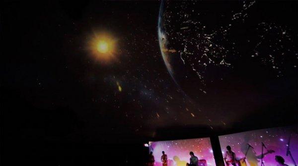 Планетарий Волгограда устраивает экспериментальный «космический концерт»