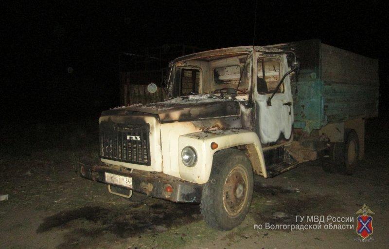 ВВолгоградской области астраханец попался наподжоге авто