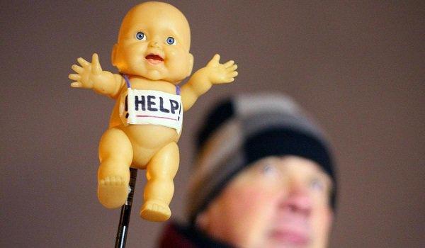 ВВолгограде словили мошенника, собиравшего деньги на нездорового ребенка