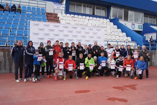 В «Народную команду» попали 22 волгоградских футболиста