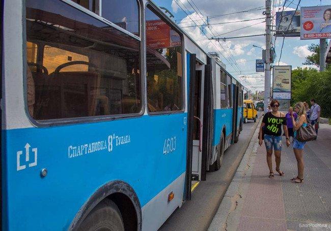 ВВолгограде резко поднимут цены напроезд втрамваях итроллейбусах