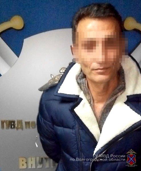 Напосту под Волгоградом схвачен педофил изСанкт-Петербурга