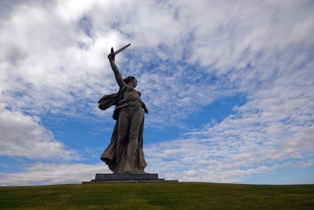 Волгоград получил Стратегию развития ислоган