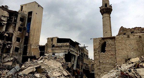 Волгоград исирийский город Алеппо могут стать побратимами
