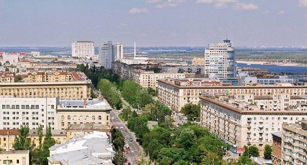 Центр Волгограда 8 и10ноября закроют для транспорта