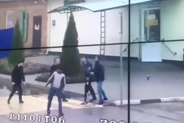 ВТихорецке после потасовки мужчина два раза переехал собственных обидчиков