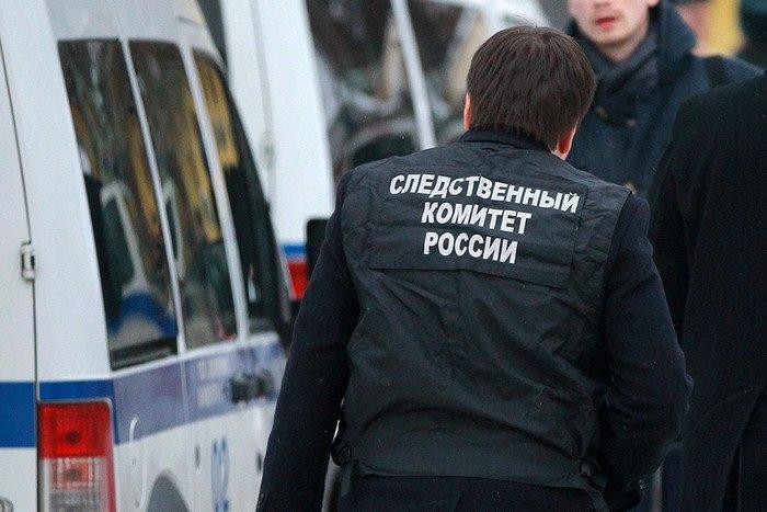 ВАстрахани изокон выпали два ребенка