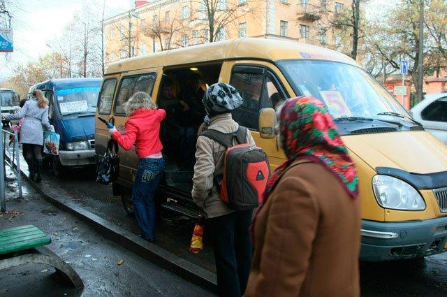 ВАстрахани проезд вмаршрутных такси подорожает в будущем 2017г