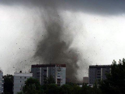Cотрудники экстренных служб предупреждают ростовчан о вероятных ЧСиз-за сильного ветра