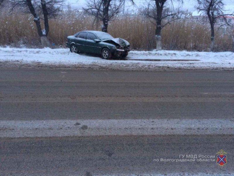6 пассажиров маршрутного такси пострадали вВолгограде наулице Лазоревая