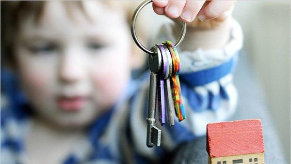 ВВолгоградской области только 14 процентов детей-сирот получили собственные квартиры