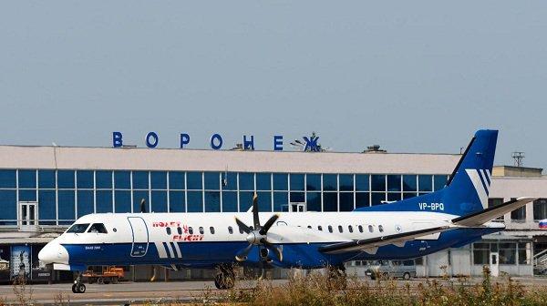 Борт изВолгограда экстренно приземлился ваэропорту Воронежа