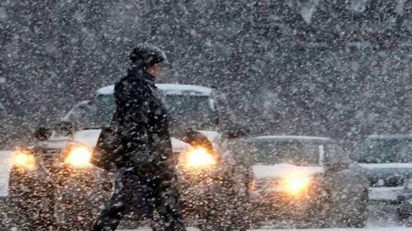 ВВолгограде водителей предупреждают обухудшении погодных условий