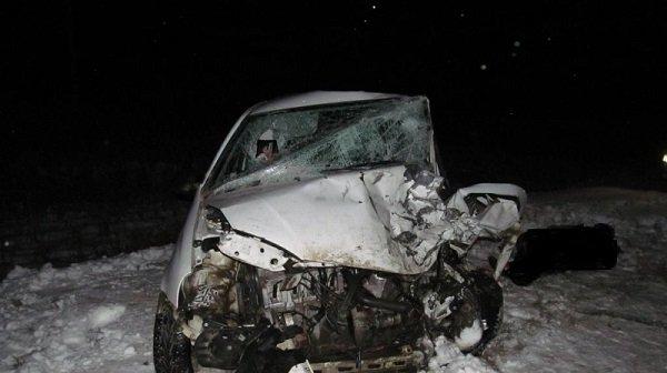 Один умер, трое пострадали вДТП Лады и Шевроле под Волгоградом