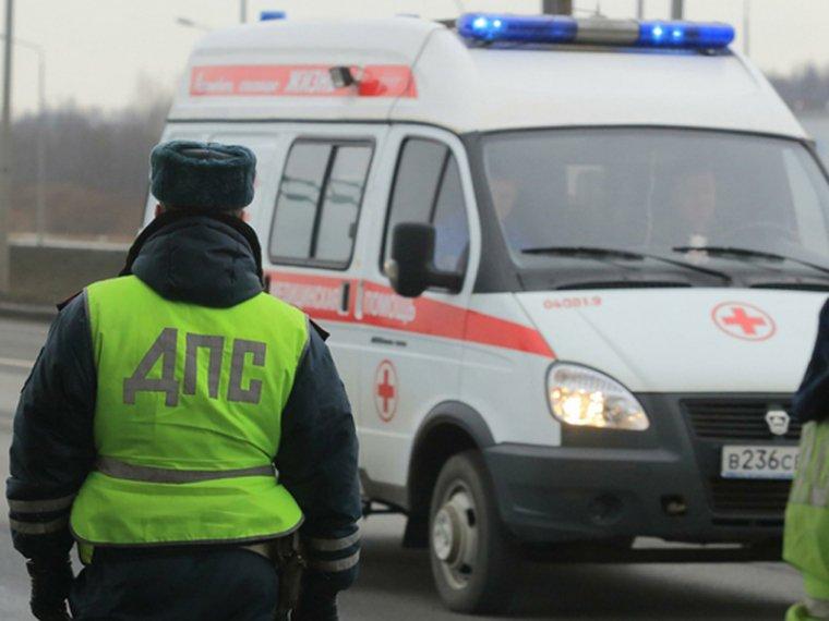 Наволгоградской трассе автоледи наиномарке протаранила маршрутку