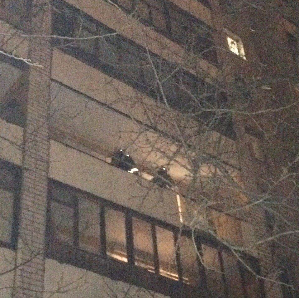 Вволгоградской многоэтажке произошел взрыв