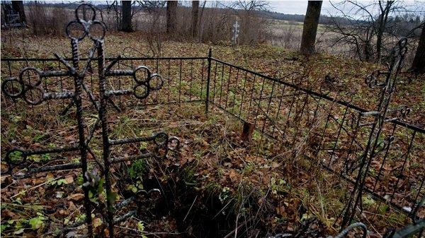 Под Волгоградом осквернители могил пойдут под суд