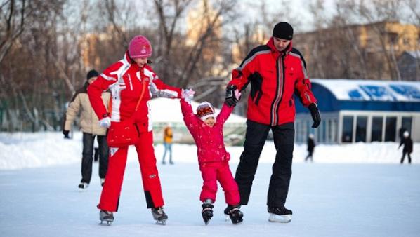 Данной зимой вВолгограде раскроются больше 40 катков