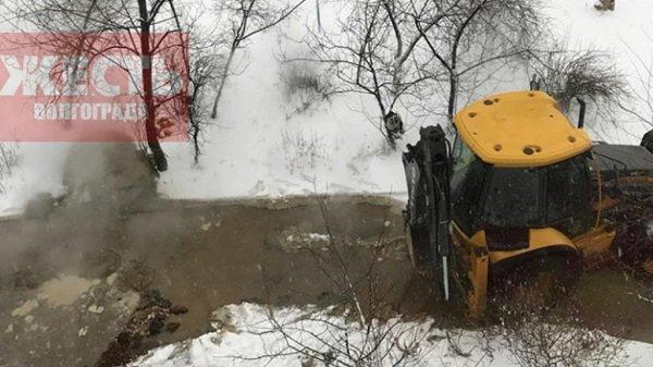 Очередная коммунальная авария вВолгограде: граждане дома остались без тепла