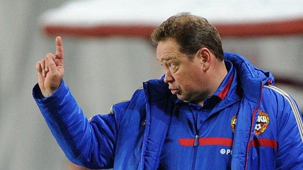 ВВолгоград приехал прошлый тренер ЦСКА Леонид Слуцкий