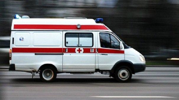 ВоФроловском районе «Рено» влетел в«КАМАЗ»: два человека погибли