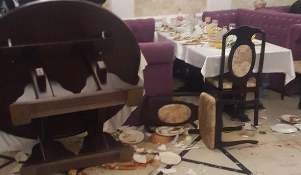 Предприниматель открыл стрельбу накорпоративе вкафе «Фьюжн» вВолгограде