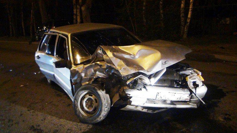 ВСветлоярском районе шофёр без прав устроил ДТП