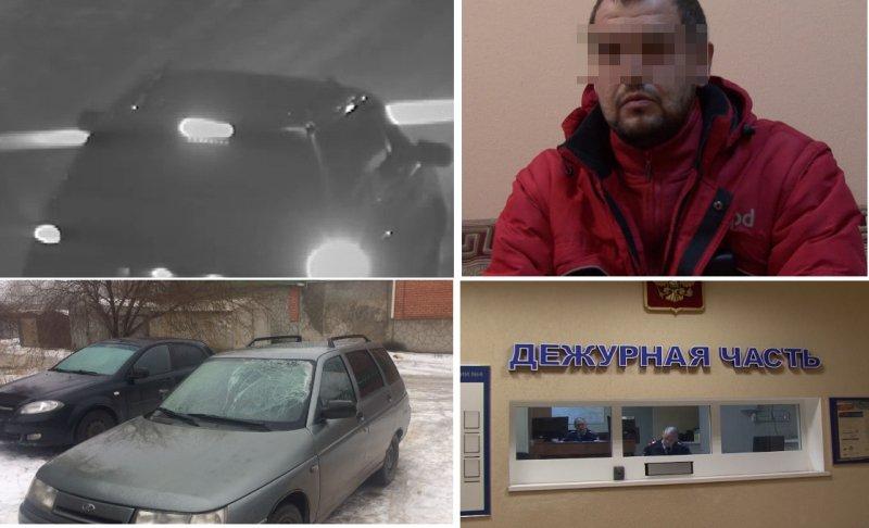 ВВолгограде милиция задержала водителя, снесшего шлагбаум наМамаевом Кургане