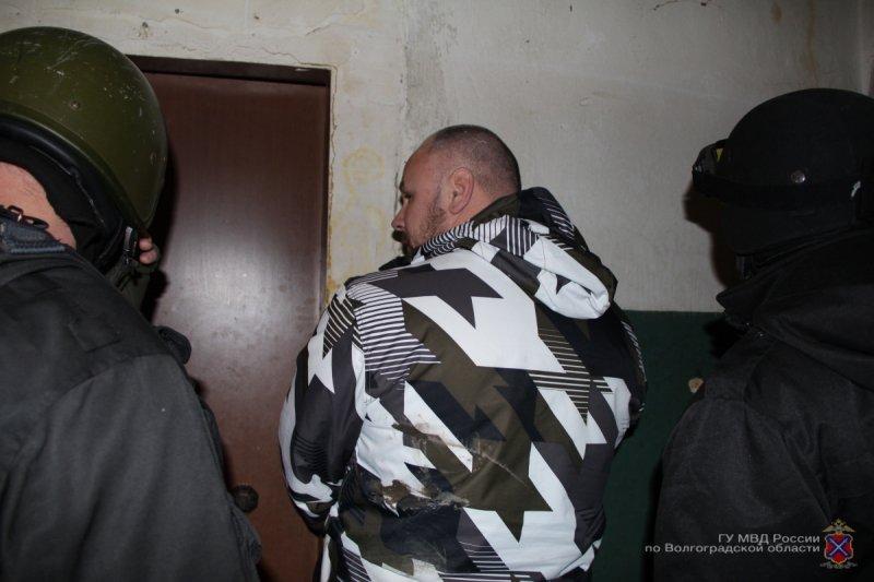 ВКамышине задержана банда налетчиков нафермерское хозяйство