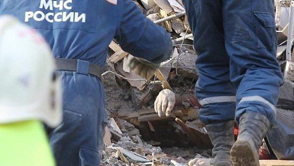ВВолгограде под завалами заводского здания умер человек