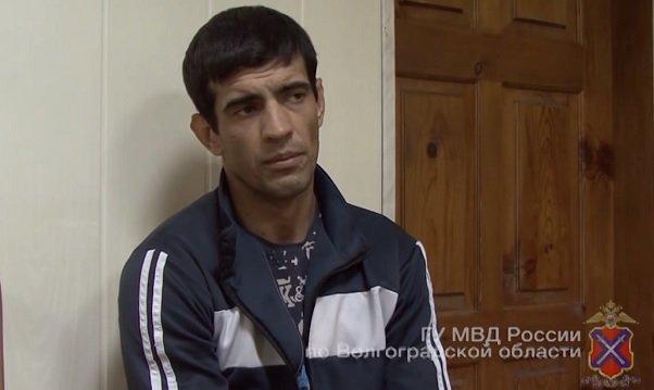 Уголовное дело волгоградского убицы Зайченко направлено всуд