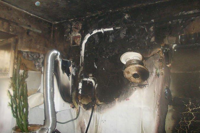 ВВолгоградской области вквартире взорвалась газовая колонка