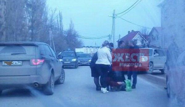 Назападе Волгограда автоледи сбила 7-летнего ребенка