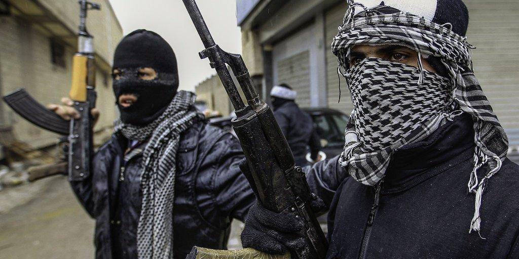 Вербовщик террористов изАстрахани для Сирии получил 7 лет колонии
