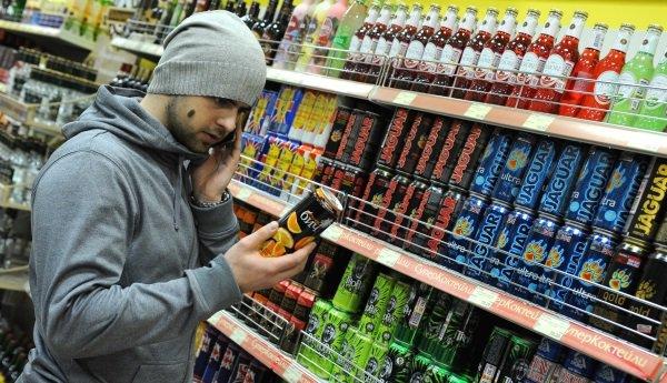 ВВолгограде предлагают запретить реализацию энергетических напитков