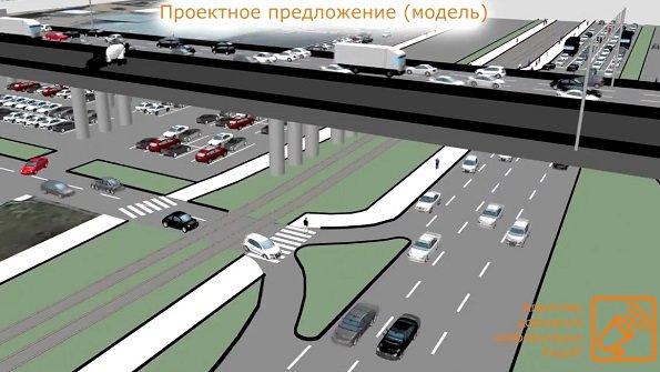 Разработана новая схема движения наСамарском разъезде вВолгограде