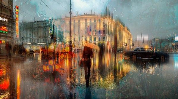 ВВолгоградскую область пришли дожди