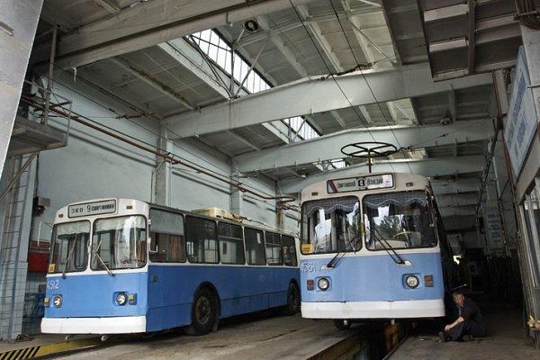 ВВолгограде троллейбусы №1, 8 и8а ликвидируют с15мая