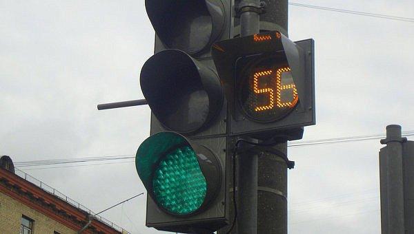 ВВолгограде появятся светофоры с противоположным отсчетом