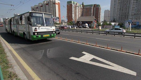 Первая выделенная полоска для городского автомобильного транспорта появится вВолгограде уже летом