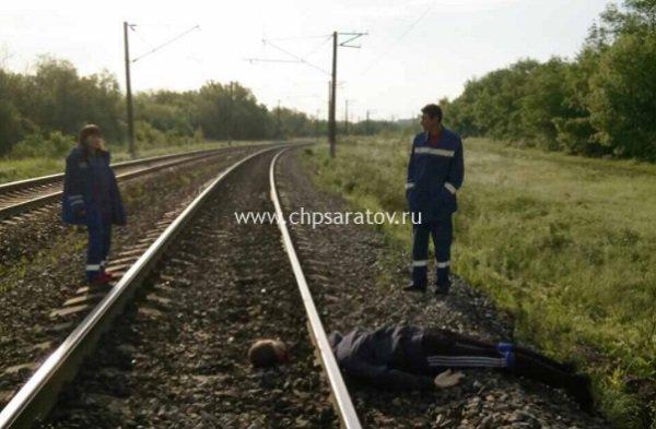 ВСаратовской области напутях найден обезглавленный труп