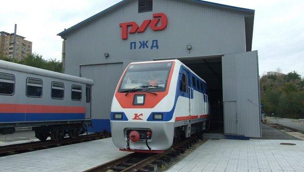 ВВолгограде открывается сезон наДетской железной дороге