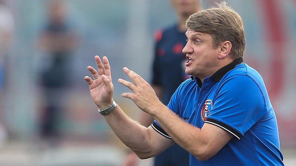 Валерий Есипов назначен основным тренером волгоградского «Ротора»