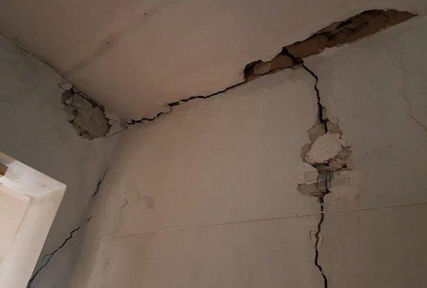 Вразрушении дома вцентре Волгограда обвинили грунтовые воды