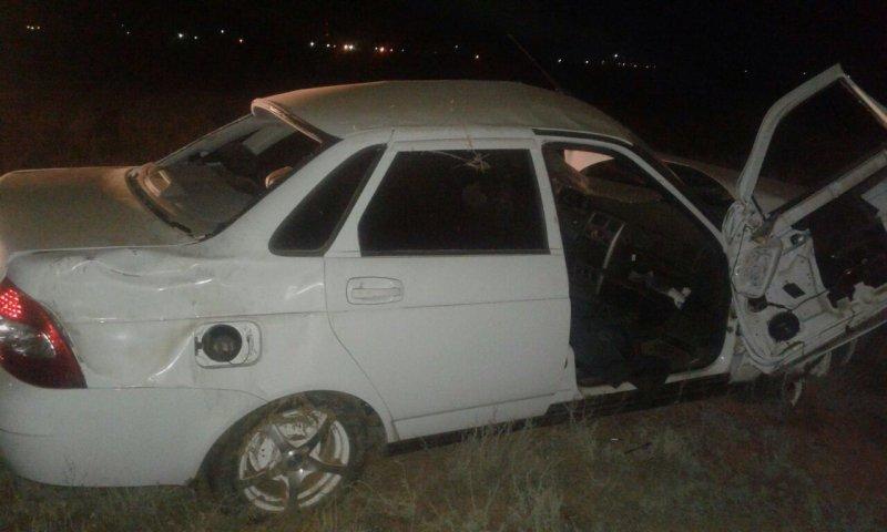 В таинственном ДТП вАстраханской области умер мужчина