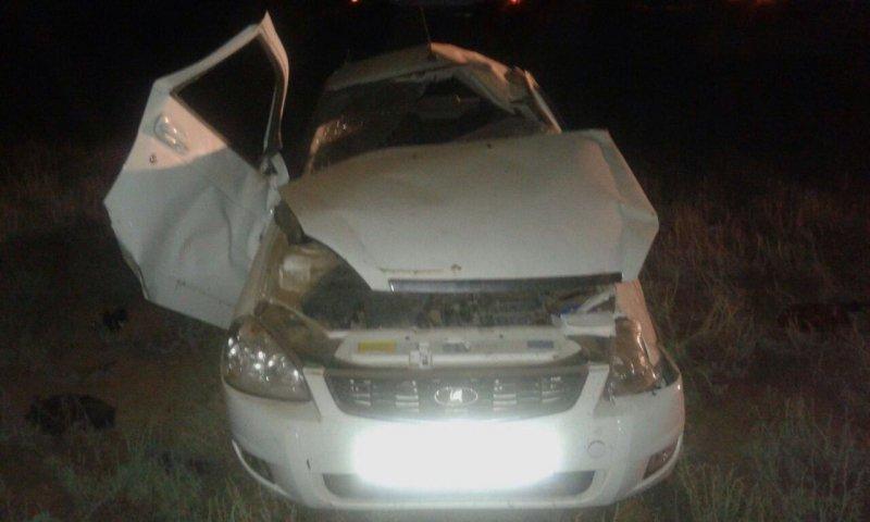 Нетрезвый пассажир, пострадавший вДТП, сам дошел до клиники вАстраханской области