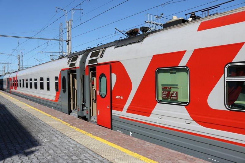Волгоградцы смогут ездить на Черное море на суперкомфортных поездах