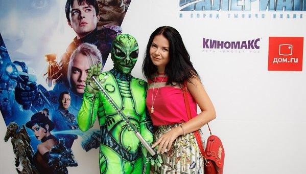 «Дом.ru» показал волгоградцам новый фильм Бессона за день до российской премьеры