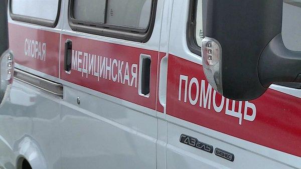 ВМихайловке 62-летний шофёр на Форд сбил двухлетнюю девочку