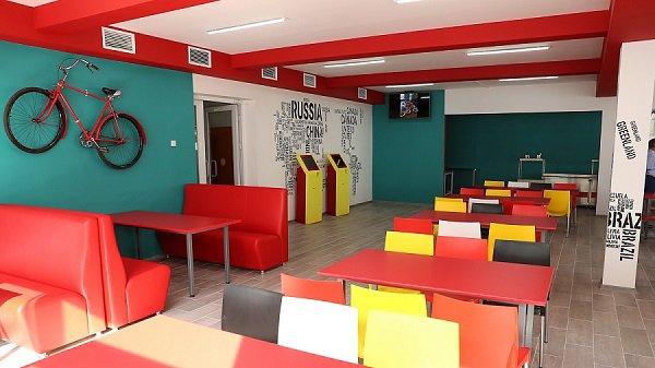Проект кафе-кондитерской на 50 посадочных мест — Дипломная
